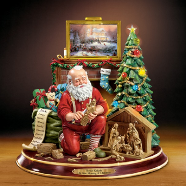 The True Meaning of Christmas Santa