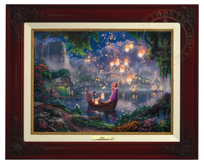 Tangled Classic (Frame Choices)
