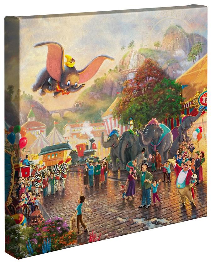 Disney Dumbo Canvas Wrap