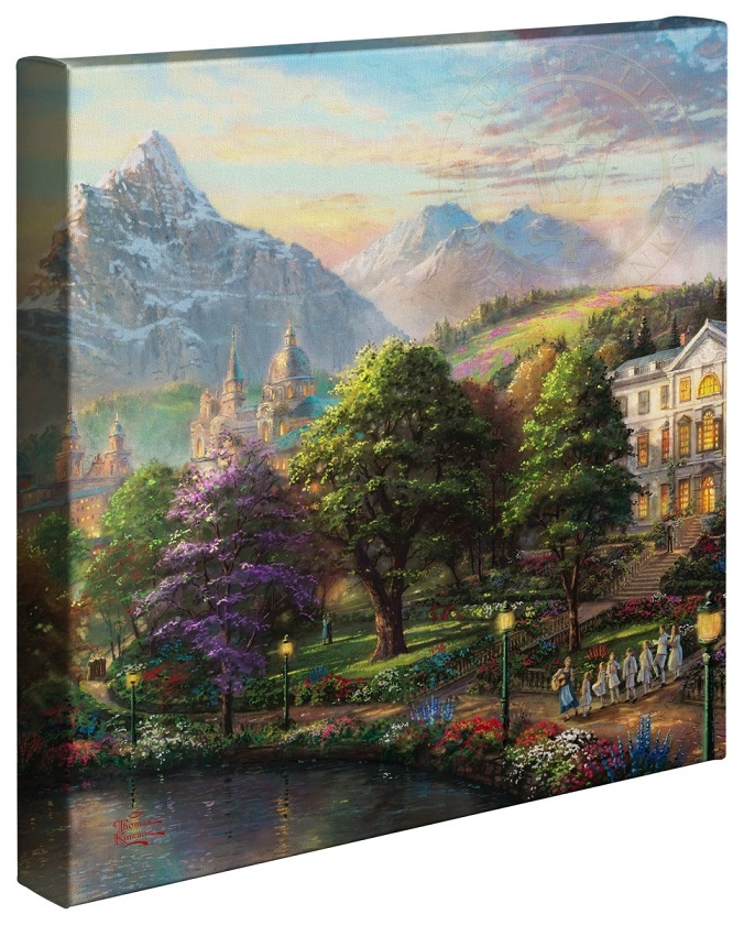 Sound of Music Canvas Wrap