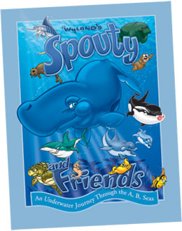 Spouty and Friends Book
