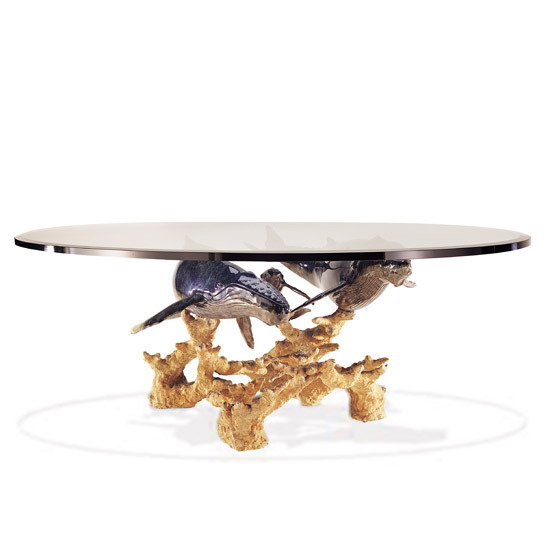 Humpback Reef Family Coffee Table