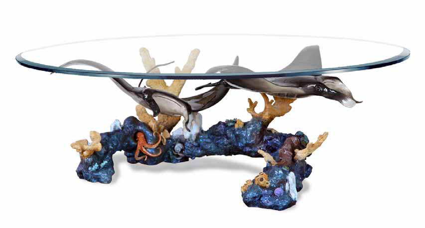 Manta Waters Coffee Table
