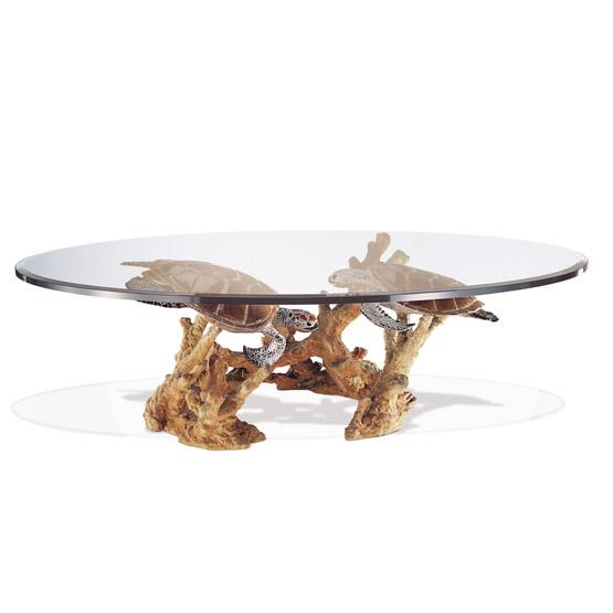 Turtle Reef Coffee Table