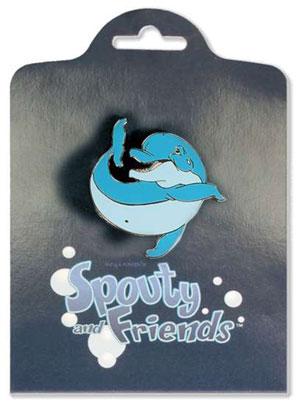 Delphi Dolphin Pin