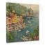 Portofino Canvas Wrap