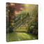 Stairway to Paradise Canvas Wrap