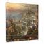 San Francisco Lombard Street Canvas Wrap