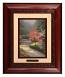 Afternoon Light Dogwood Brushwork - Three Frame Choices