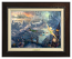 Tinker Bell and Peter Pan Fly to Neverland Classic (Frame Choices)