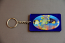 Tropical Fish Key Chain