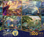 Disney 4 in 1 Puzzle Collection 1