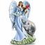 Illuminated Holly Angel