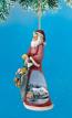 Toy Maker Santa Ornament