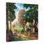 Winnie the Pooh II Canvas Wrap