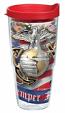 Marine Emblem Tervis - 24 Ounces