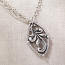 Rosemaling Marquis Necklace