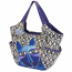 Whiskered Cat Oversized Bag