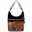 Fantasitcats Medium Hobo Bag