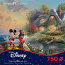 Mickey and Minnie Sweetheart Cottage Puzzle