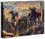 Superman - Man of Steel Canvas Wrap