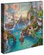 Peter Pan's Neverland Canvas Wrap