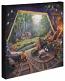Snow White and the Seven Dwarfs Canvas Wrap
