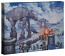 The Battle of Hoth Canvas Wrap