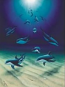 Dolphin Heaven Pin