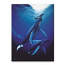 Humpback Whales Pin