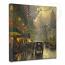 New York, 5th Avenue Canvas Wrap