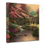 Pools of Serenity Canvas Wrap
