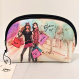 Slam Up Girls Clutch Bag