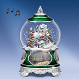 O Christmas Tree Snow Globe