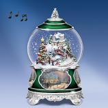 O Christmas Tree Snow Globe