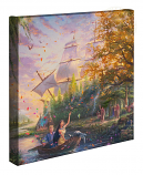Pocahontas Canvas Wrap