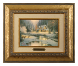 Deer Creek Cottage Brushwork (Frame Choices)