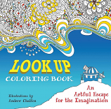 Look Up Coloring Book