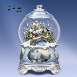 Jingle Bells Snow Globe