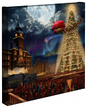 The Polar Express Canvas Wrap
