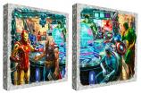 The Avengers Metal Art Box (Set of 2)