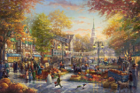 The Pumpkin Festival Painting