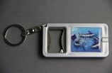 Grand Slam Key Chain and Bottle Opener
