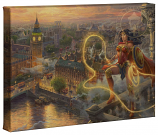 Wonder Woman - Lasso of Truth Canvas Wrap