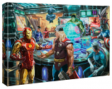 """The Avengers 10""""x14"""" Gallery Wrap"""