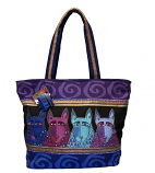 Canine Tribe Large Bag