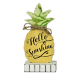 Hello Sunshine Pineapple Sign