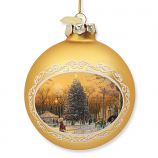 Town Square Ornament