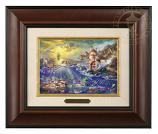 The Little Mermaid Brushwork (Frame Choices)