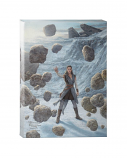 Rey of Hope Canvas Wrap